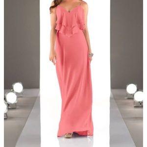 Sorella Vita 8796 Bridesmaid Dress Sorbet Size 10